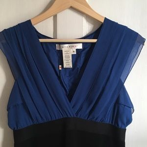 Studio M dress. Size M.  Blue and Black.